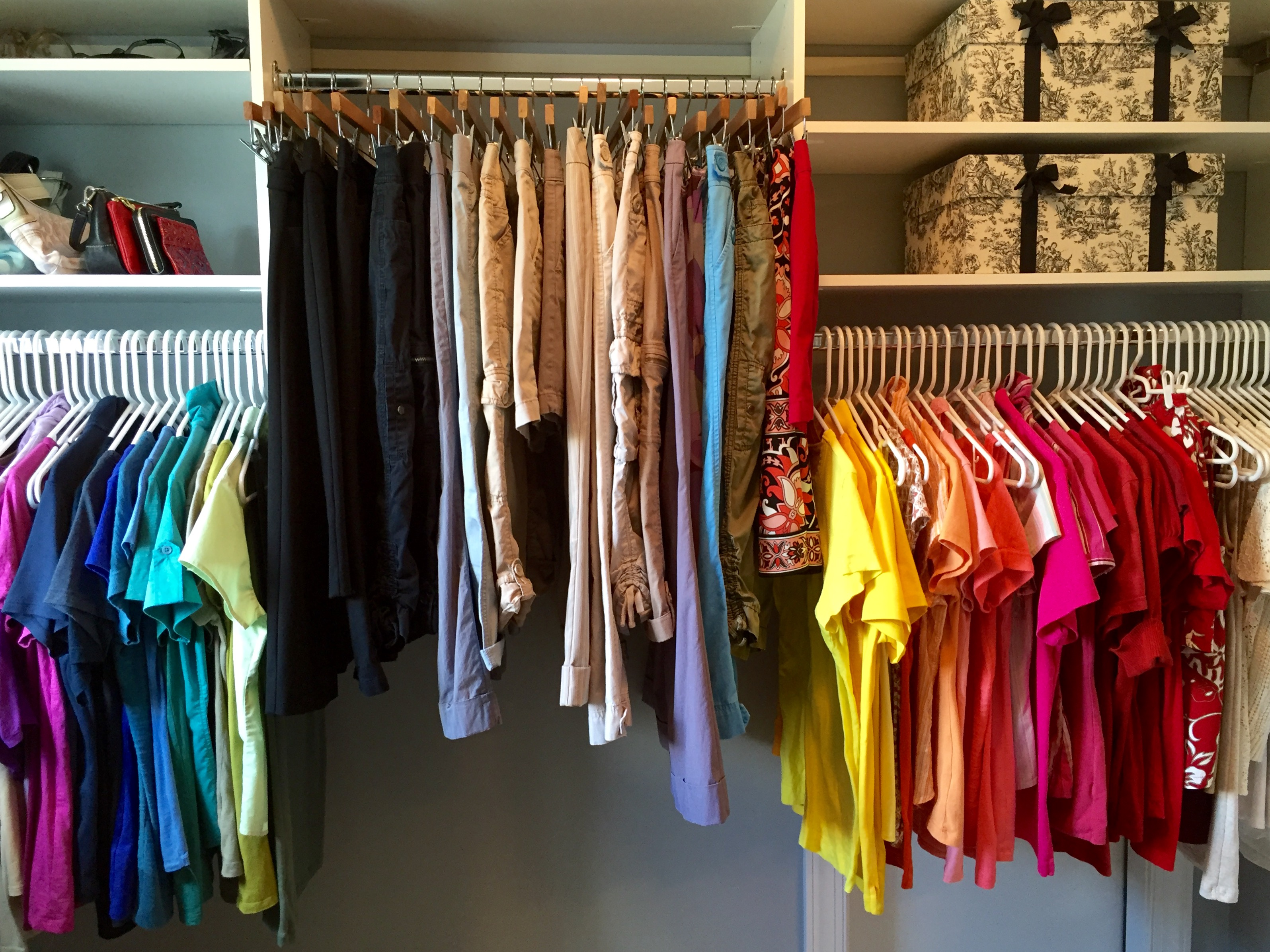 Spring Cleaning Project-Clean and Organize Your Closet